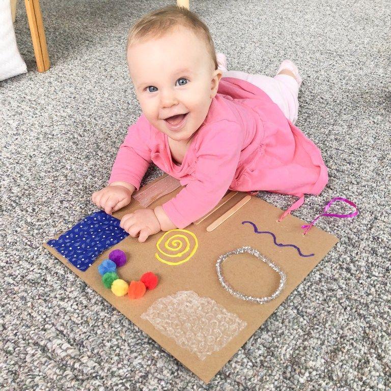 Photo of Actividades para bebés durante 3-6 meses: