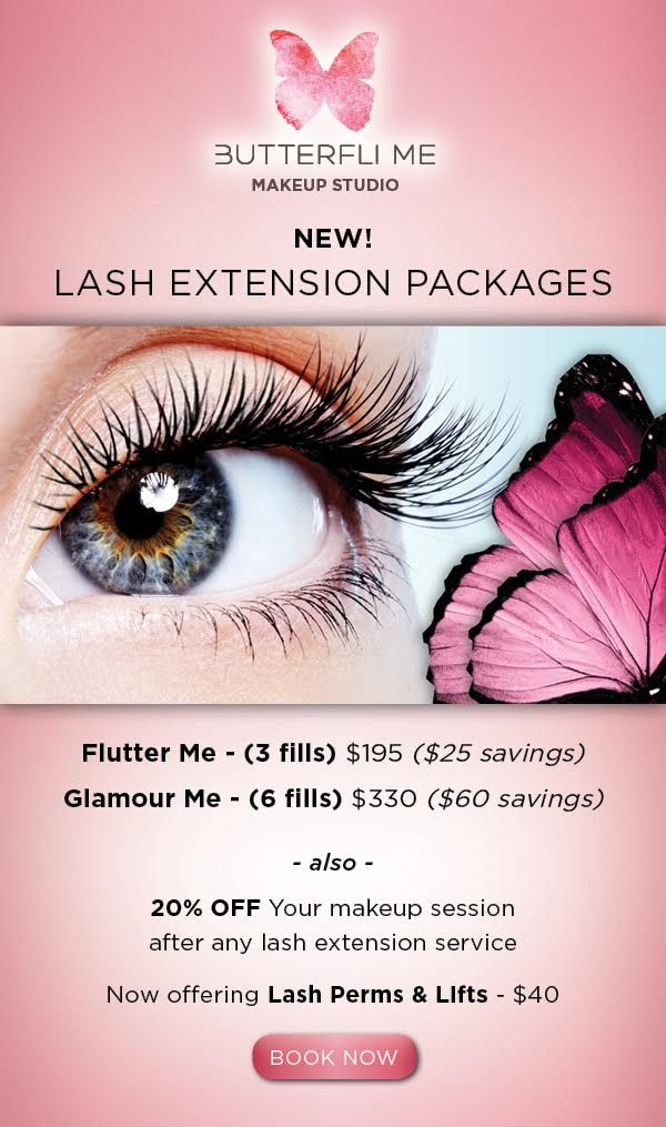 Eyelash Extensions By Butterfli Me Lashes Pinterest Lashes