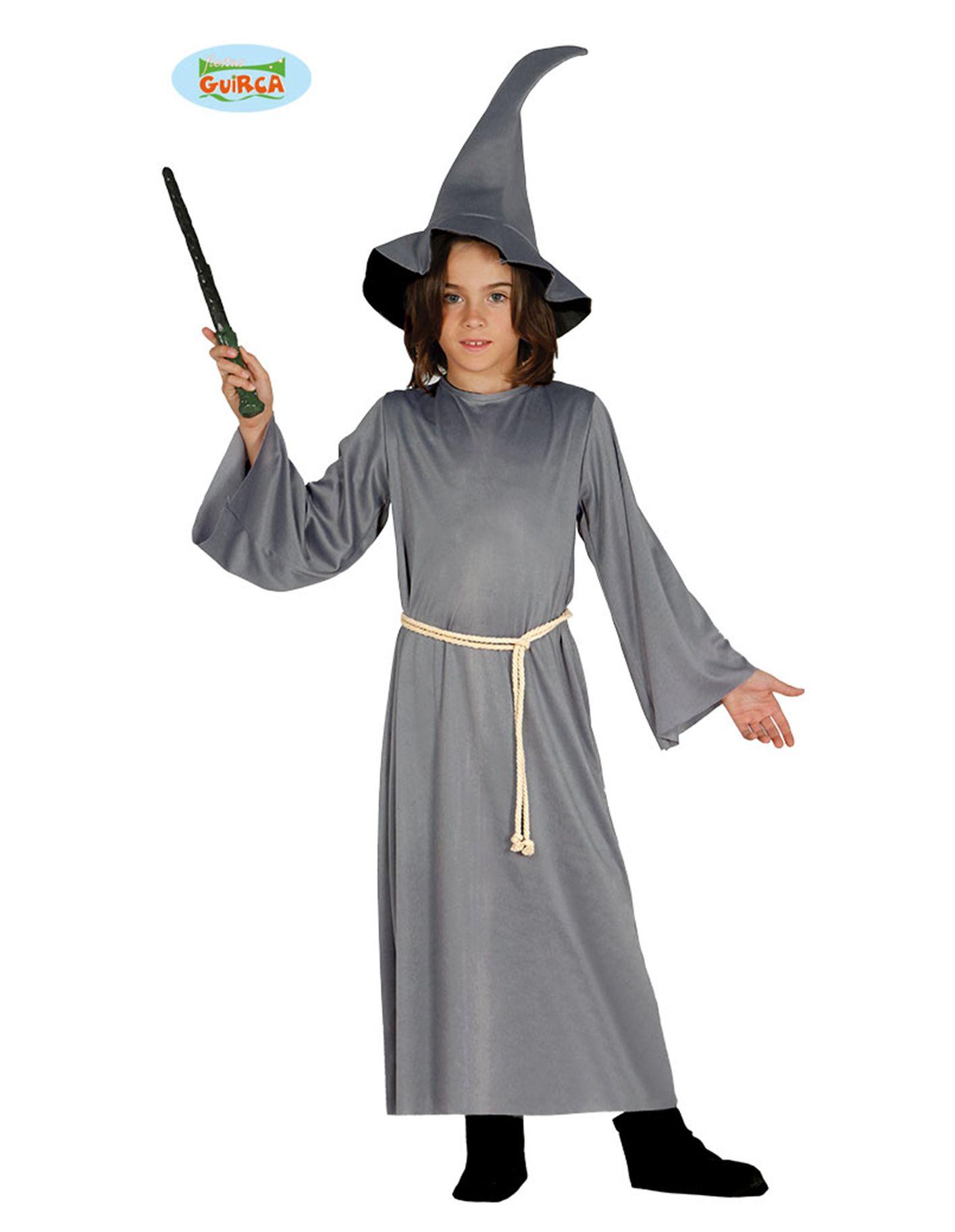 95ba7c772 DISFRAZ DE MAGO PARA NIÑO (7-9) | Čarodějnická oslava | Disfraz de ...