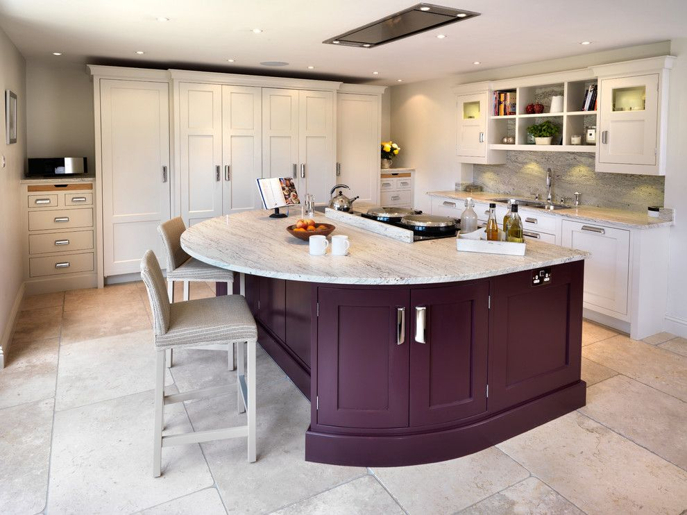 Modern Kitchen Islands With Breakfast Bar Kitchen Transitional With Built  In White Kitchen Cabinets Marble Worktop