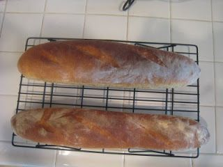 Homemade Baguettes – One of the Finer Things in Life   Life As Mom