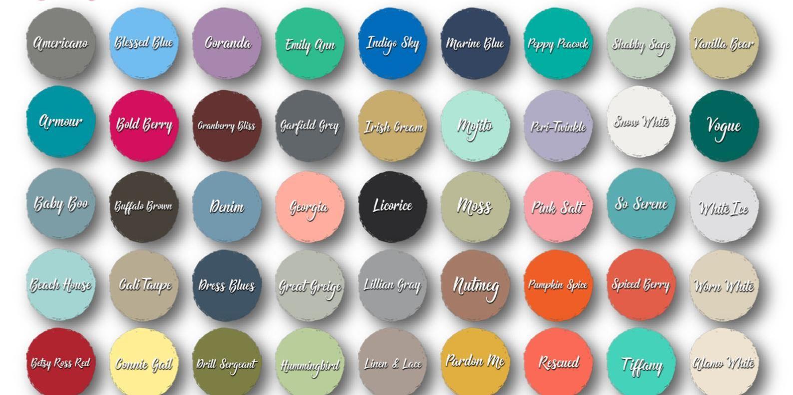 Diy Chalk Paint Shabby Paints Chalk Paint Non Toxic Paint Etsy In 2020 Shabby Paints Diy Chalk Diy Chalk Paint