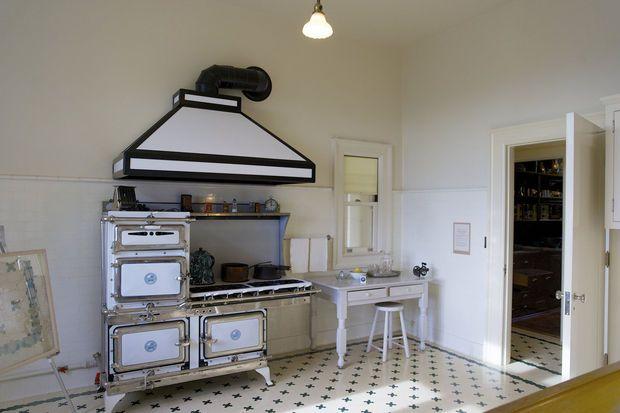 Pittock Mansion Kitchen 1914 Mansion Kitchen Mansion