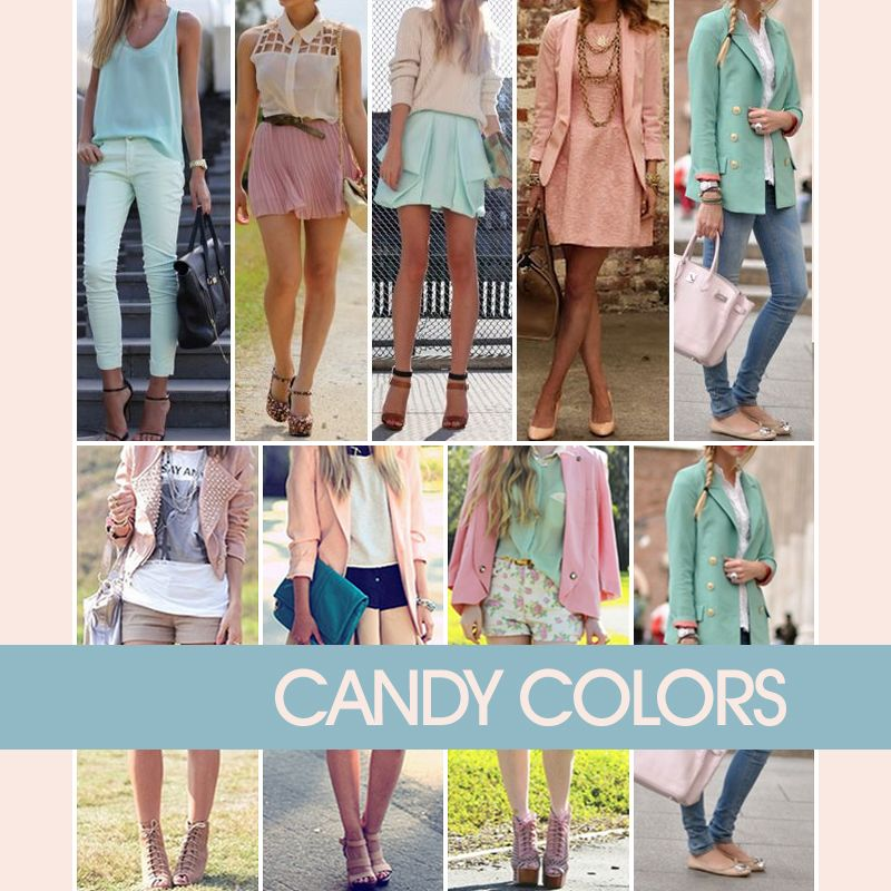 Candy Colors!