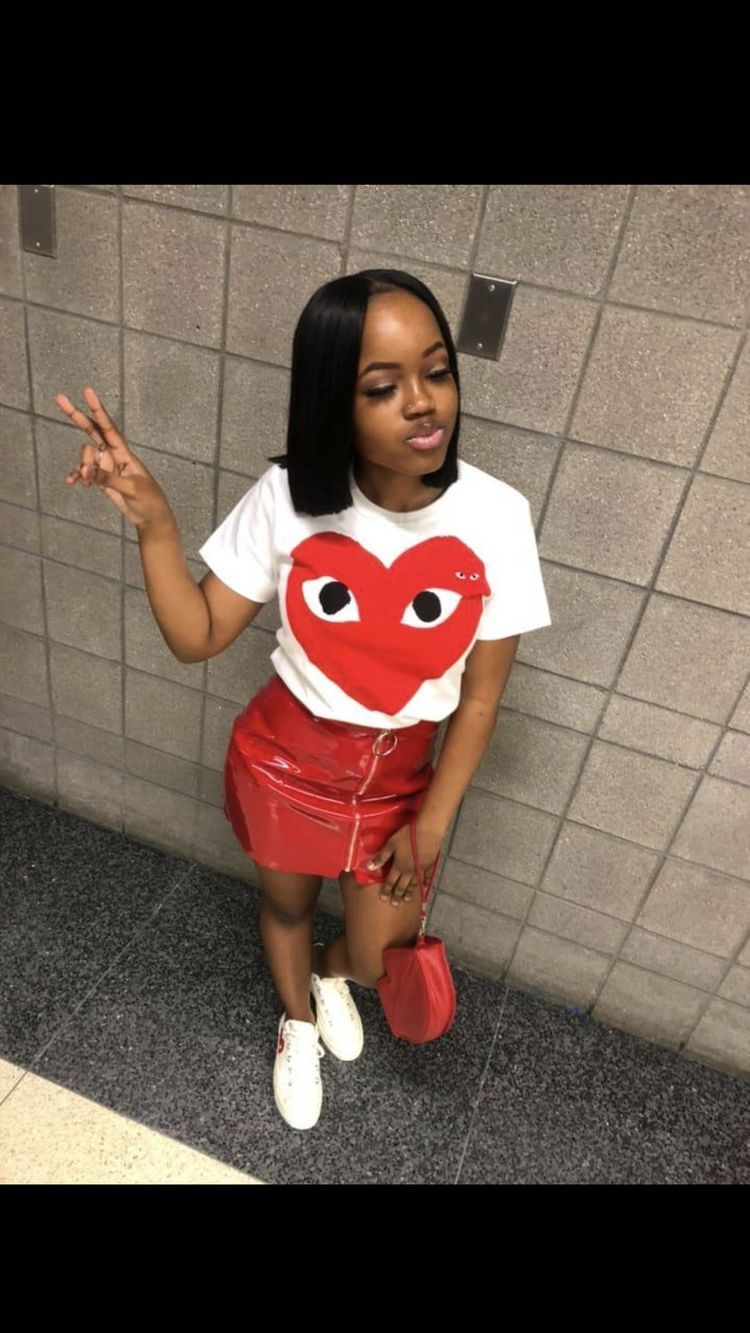 xbrattt 🕊🦋 Black girl outfits, Tween outfits, Cute swag