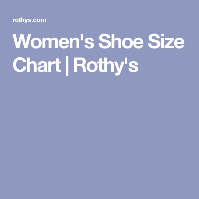 Women S Shoe Size Chart Rothy S Shoe Size Chart Size Chart Women Shoes