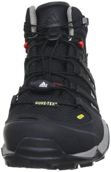 adidas Performance Winter Hiker Herren Winterschuhe Black