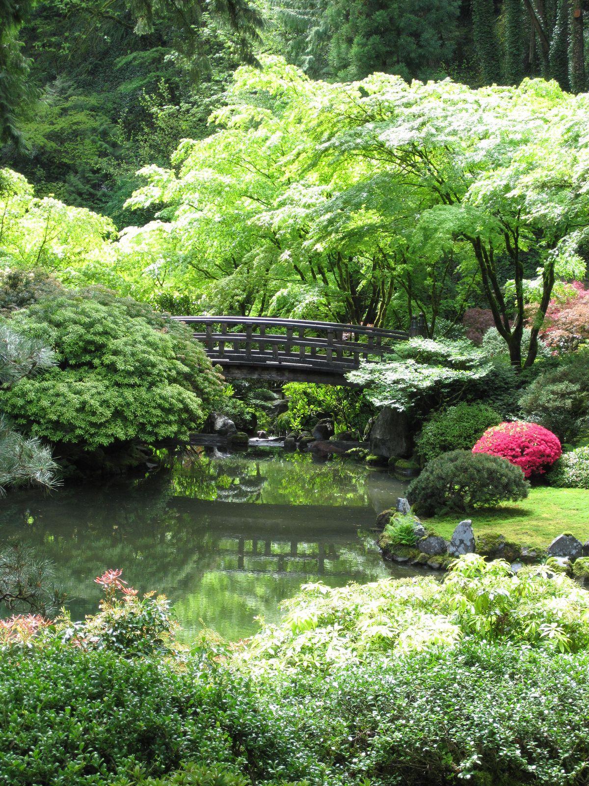 Portland Oregon Japanese Garden Portland japanese garden