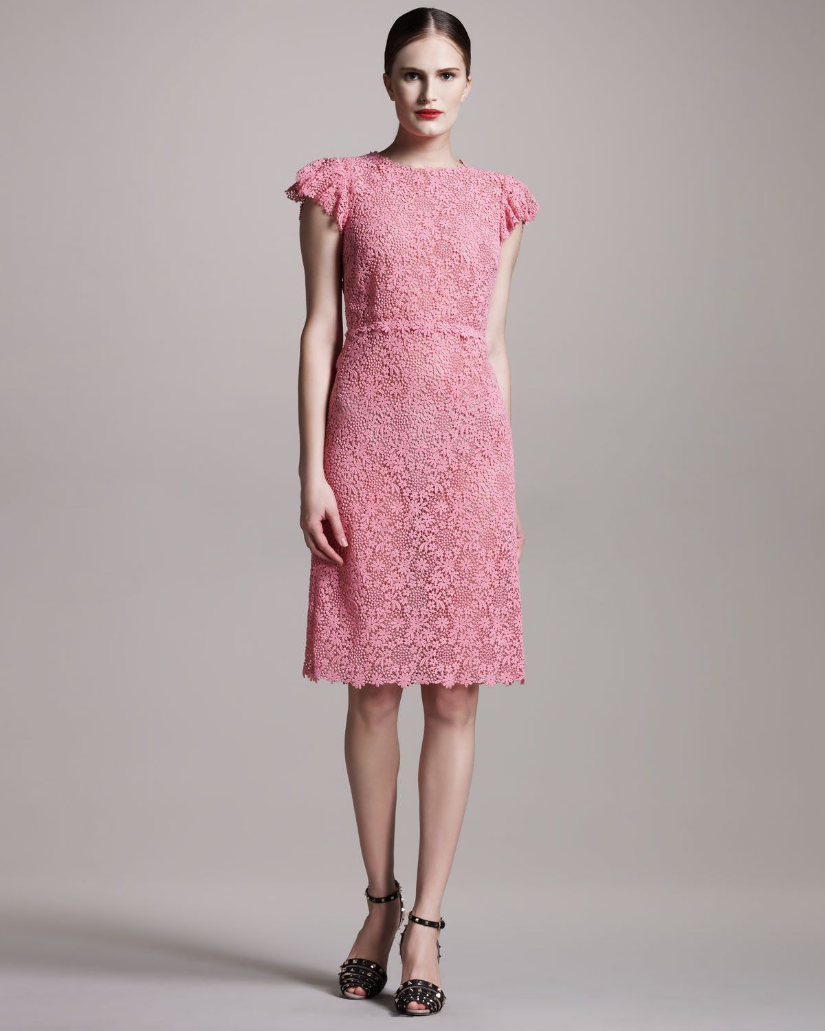 Valentino lace dress price