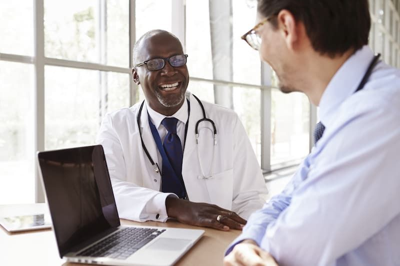 How to change paths to healthcare professional