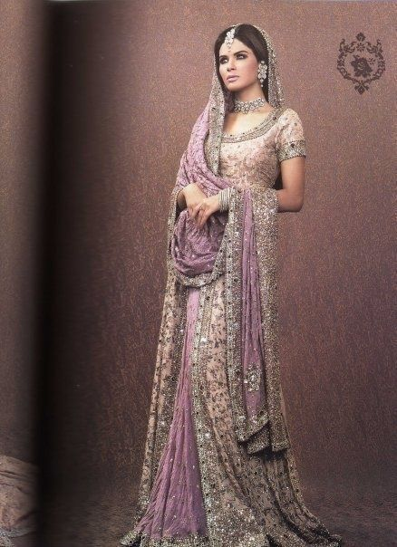 Image Result For Silver And Lilac Bridal Pakistani Desi Wedding