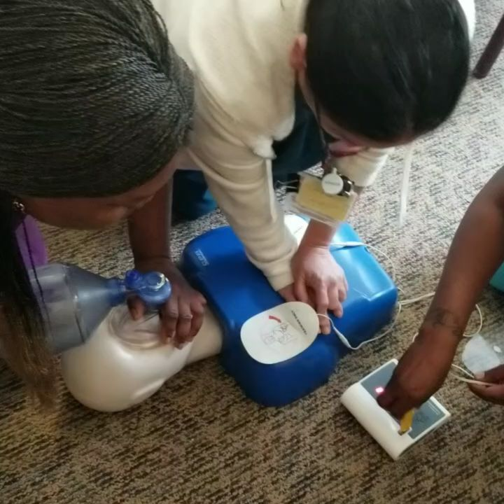 NEED CPR TRAINING FIRST TIME OR RENEWAL? CPR, BLS, or