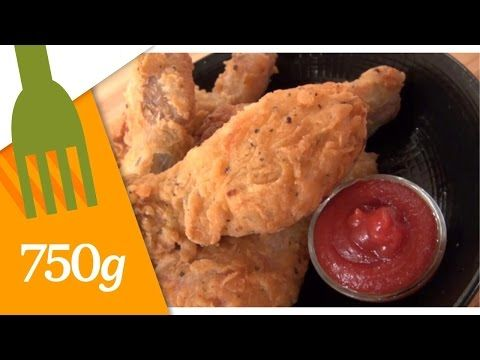 Recette Du Poulet KFC KFC Chicken English Subtitles - 750 grammes recette de cuisine
