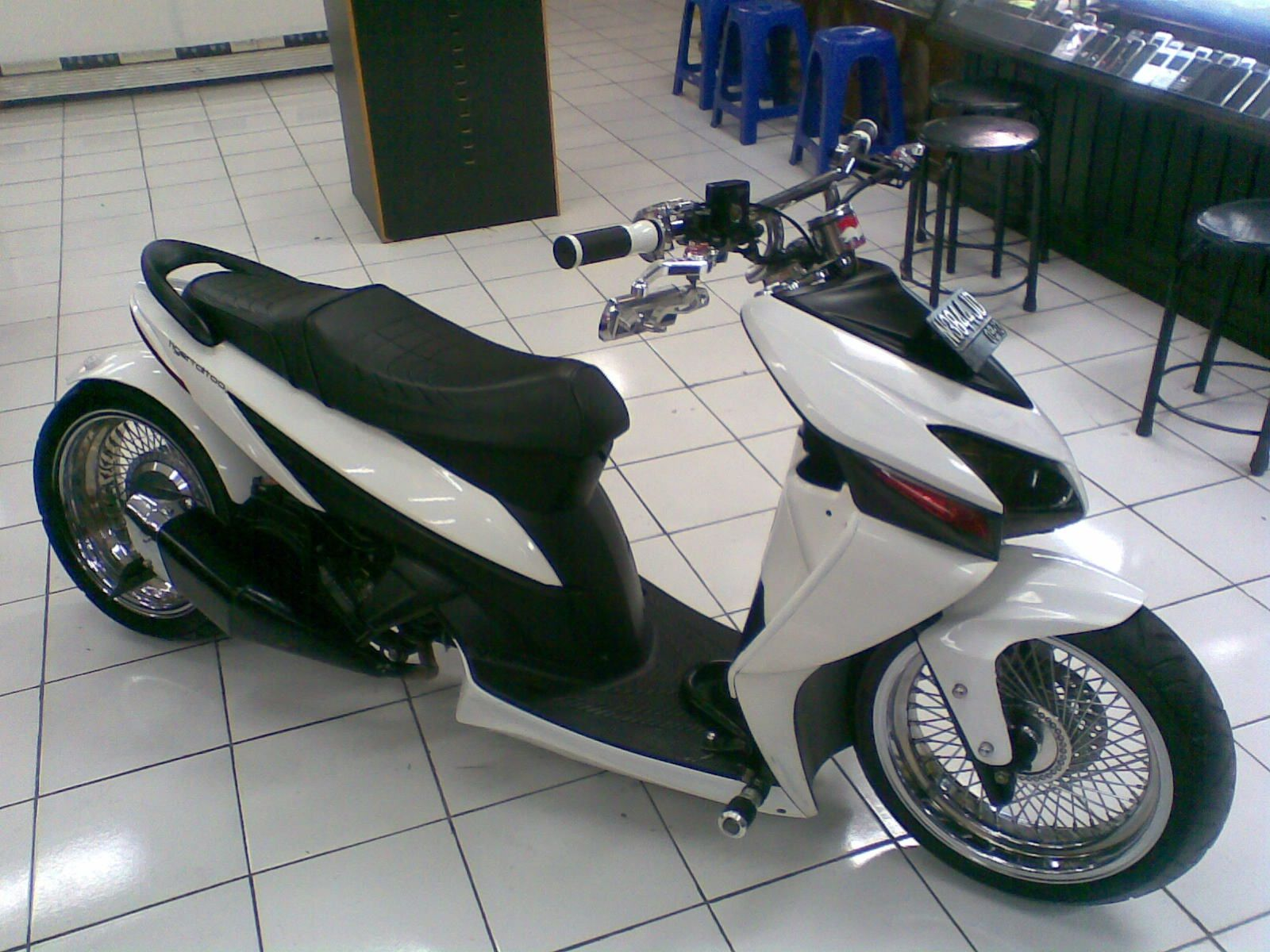 Modifikasi Motor Honda Vario Soul Ride Pinterest Honda And Cars