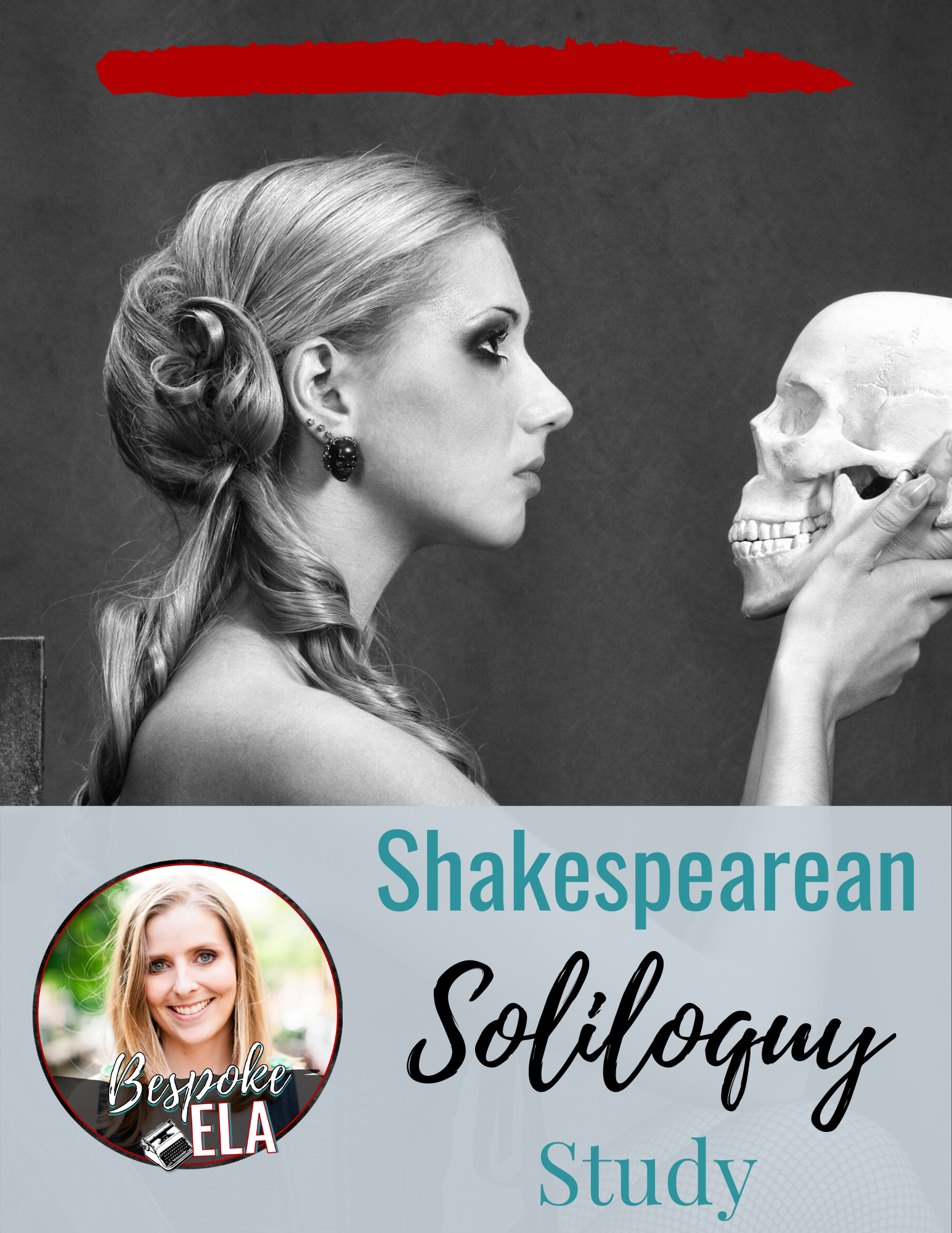 Shakespearean Soliloquy Study For Any Shakespearean Play