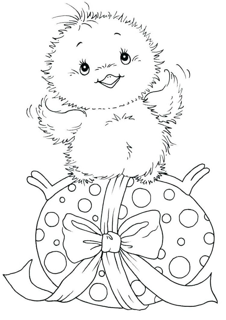 25++ Free printable easter coloring pictures inspirations