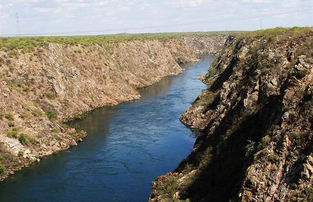 najdlhšie rieky sveta