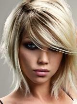 792457460f04 Účesy a střihy pro jemné vlasy - fotografie