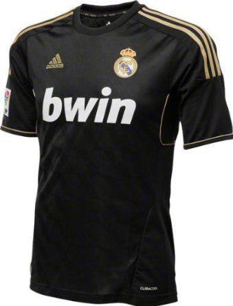 Real Madrid Football Club Black Adidas Soccer Away Jersey Adidas 79 99 Real Madrid Football Club Real Madrid Football Adidas Football