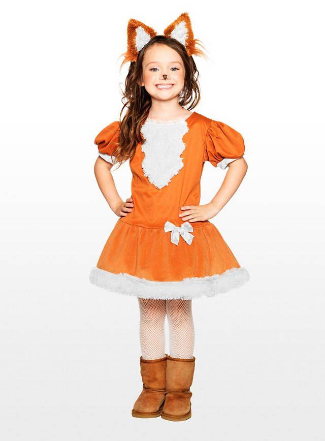 Freundlicher Fuchs Kinderkostüm | Fuchs, Kostüm und Faschingskostüme