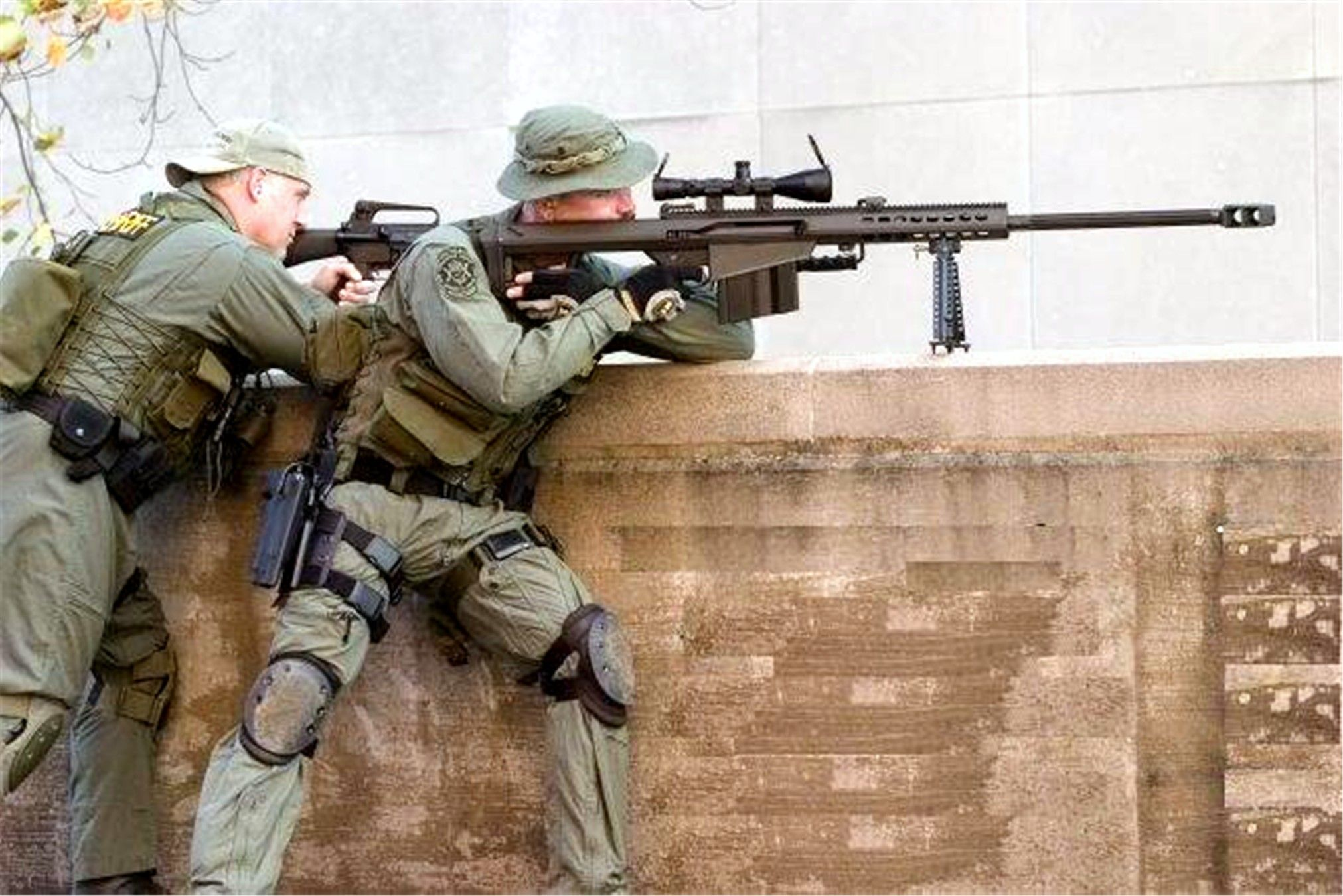 how a sniper gun works criminology essay As almost everyone below said, they really are not that much different than a  non sniper rifle of the same caliber the classic usmc sniper rifle is really just  a.
