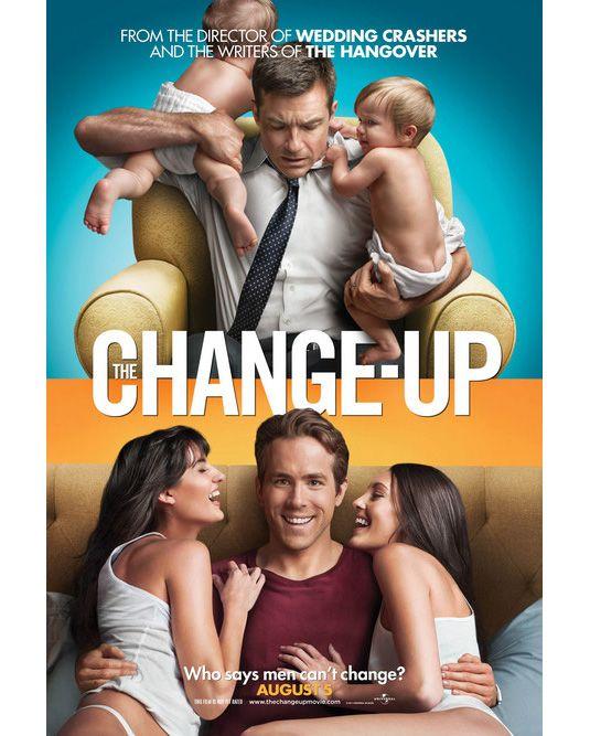 the change up netflix