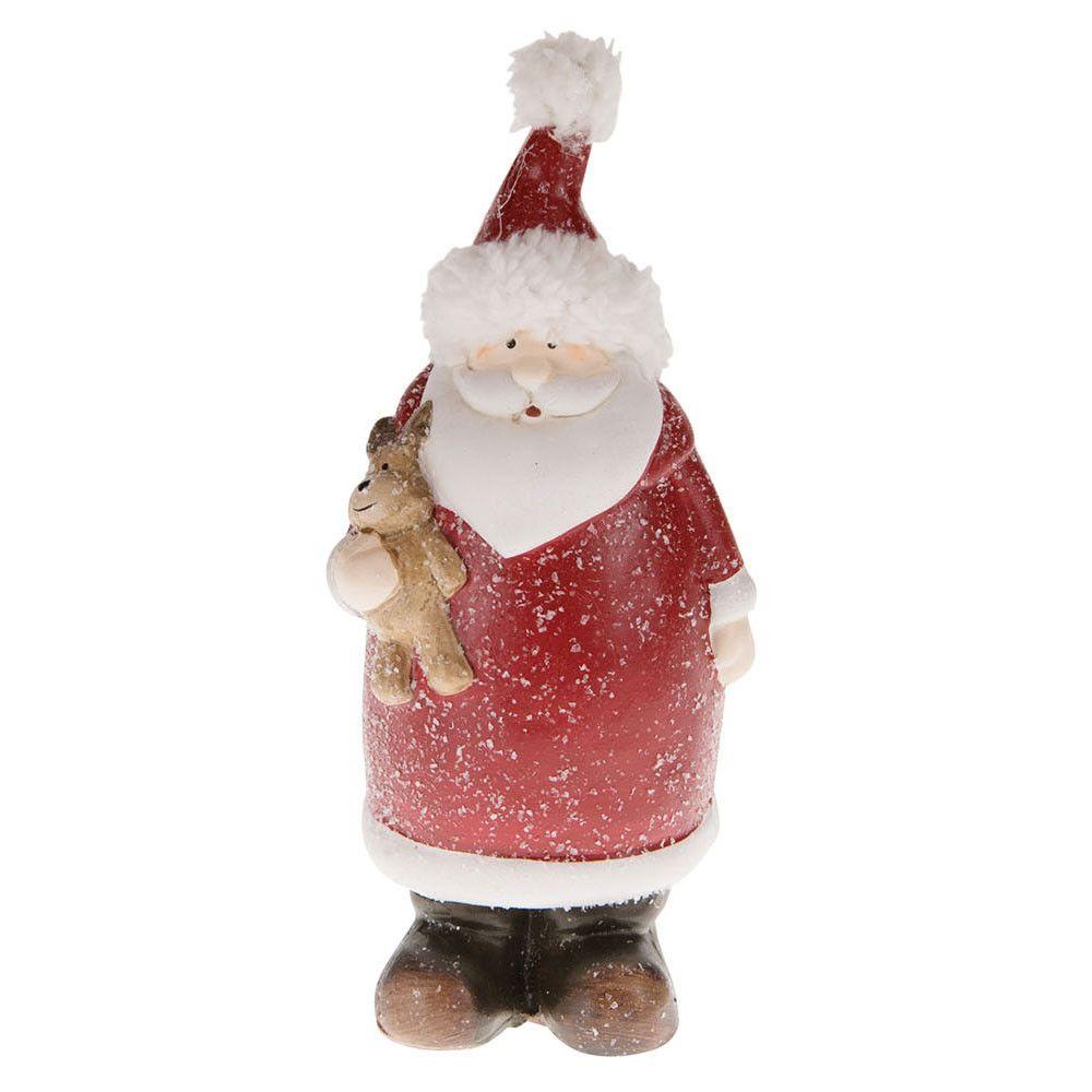 Decoratie Kerstman Keramiek Decoratie Kerst Ornament Kerstman