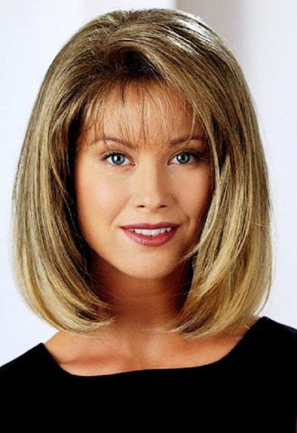 Classy Hairstyles For Women Over 50 Medium Length Hair Styles Hair Lengths Bob Hairstyles With Bangs