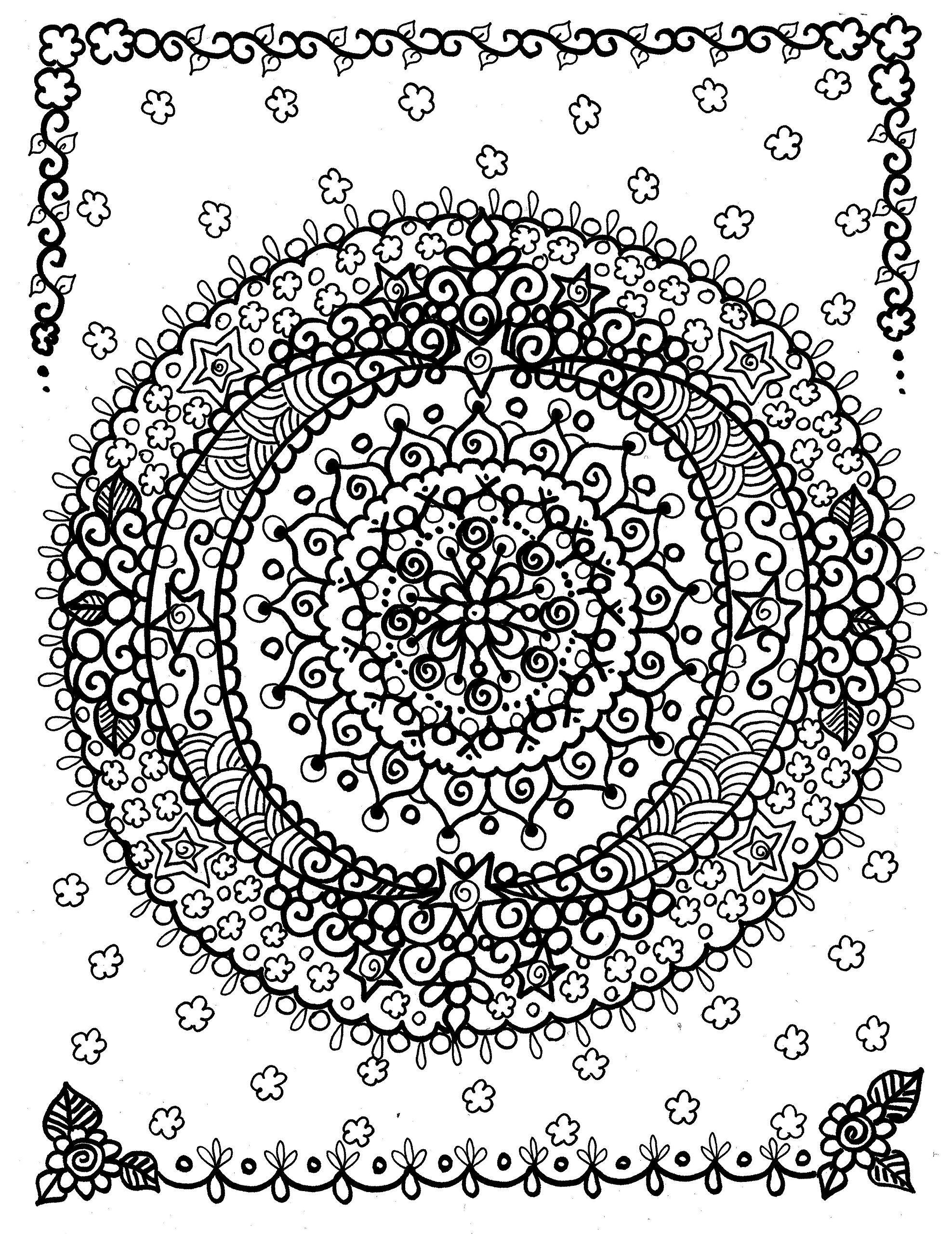 Zen dalas magic spiritual mandalas to help you relax deborah muller