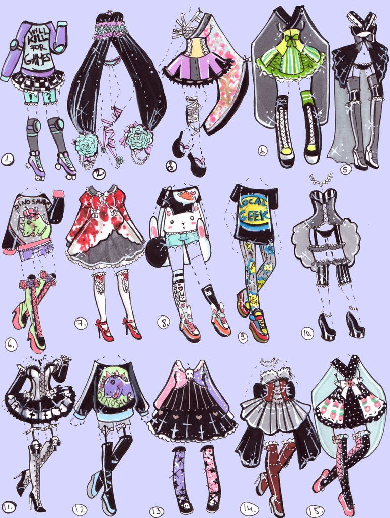 35101415 open outfitadopts by guppieadopts on