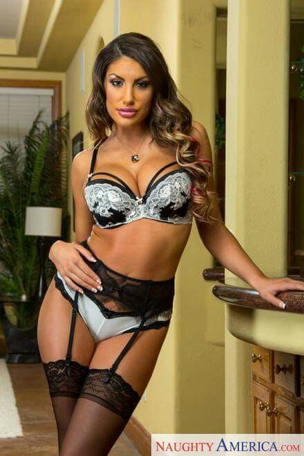 august ames pantyhose