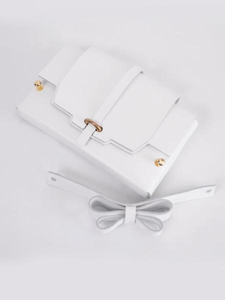 Niels Peeraer Niels Peeraer Double Bow Clutch 商品詳細 【FLEUR coltd Web Shop】bag, сумки модные брендовые, bags lovers, http://bags-lovers.livejournal