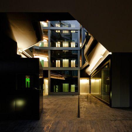 google office tel aviv41. Office Building In Calle Alfonso Gomez By Samuel Torres De Carvalho And Pedro Palmero Cabezas Google Tel Aviv41