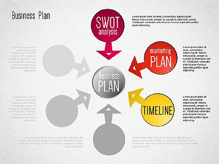 Colorful Business Plan Template Slide 3 eunice Pinterest - business plans template