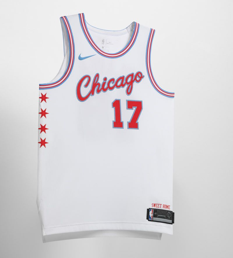 official photos c79a4 974cc Chicago Bulls - Nike NBA City Edition Jerseys | Sole ...