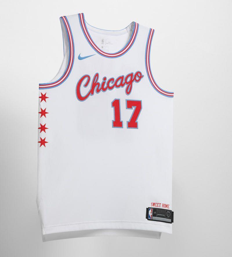 official photos 27aba 5ba34 Chicago Bulls - Nike NBA City Edition Jerseys | Sole ...