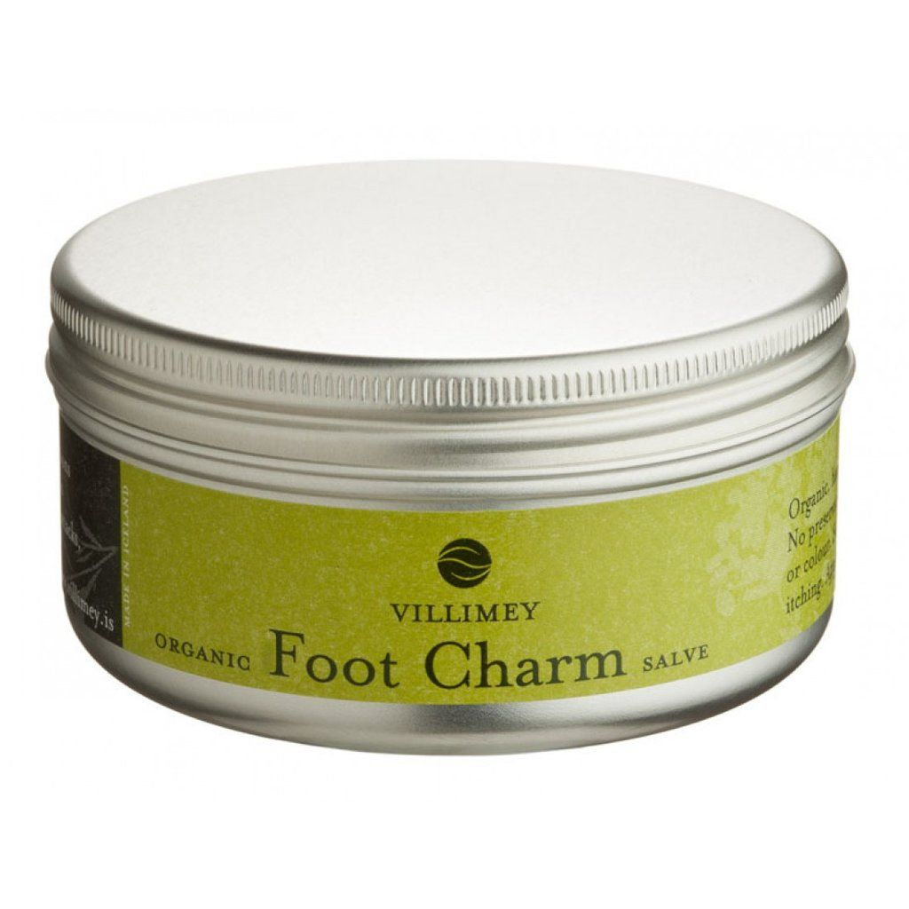 Villimey - Foot Charm (100 ml) | Icelandic Health and Beauty