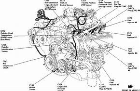 Image result for 1999 ford 250 super duty 6.8 L V10 Head