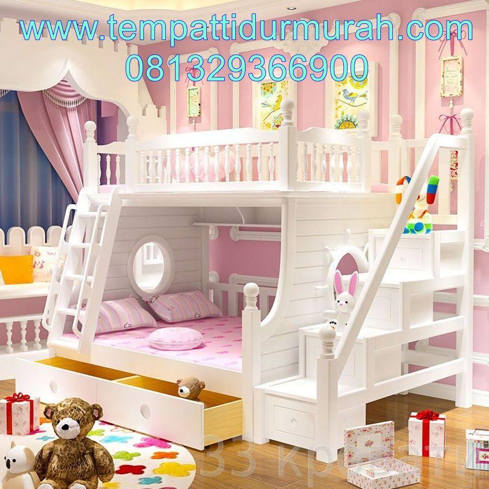 Desain Tempat Tidur Tingkat Terbaru 2018 Model Anak Minimalis Putih Tempat Tidur Tingkat Terbaru 2018 Model Anak Minimalis Putih Merupakan Produk Mebel Phong Ngủ Tempat tidur tingkat untuk anak