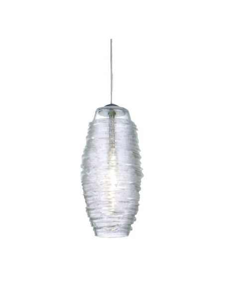 epiphany lighting pcp170 bn one light low voltage mini pendant in