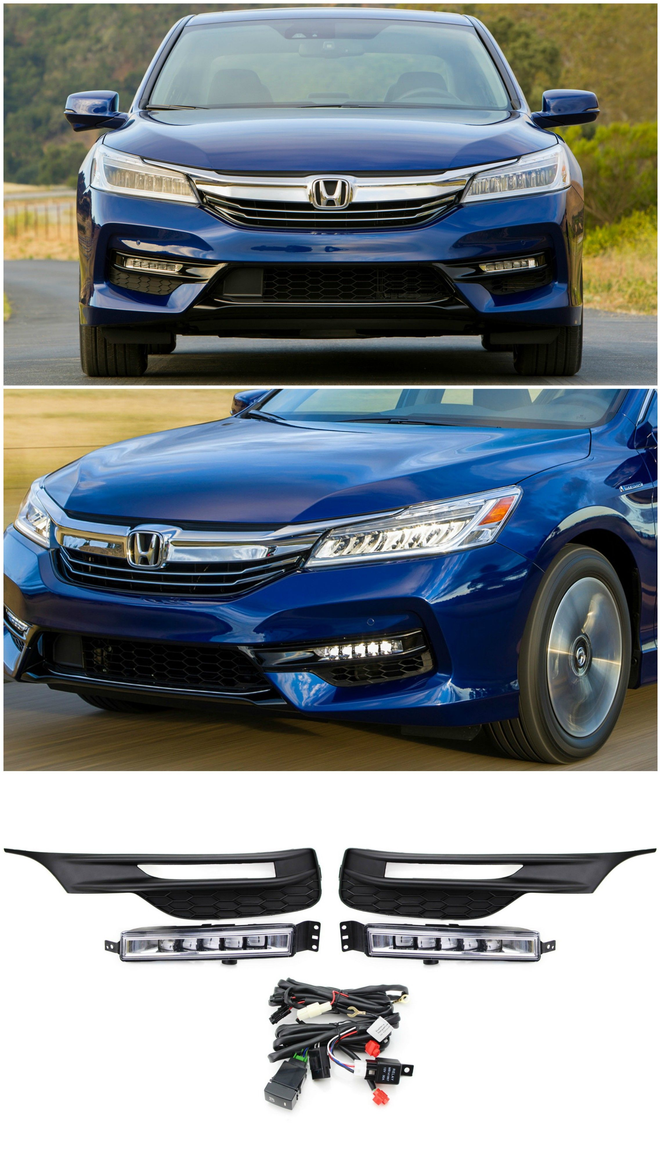 For A Fresher Look On Your Honda Accord To The Oem Style High Ed