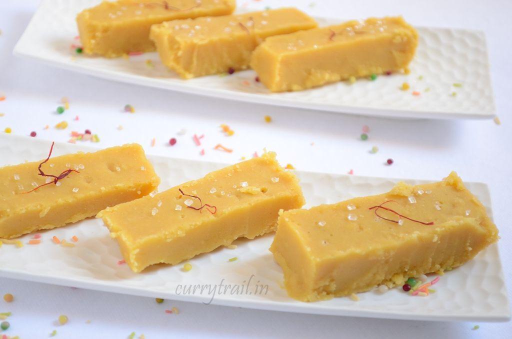 5 Mins Microwave Mysore Pak Recipe Food Recipes Microwave
