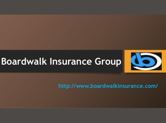 Boardwalk Insurance Group Is An Independent Insurance Agency In