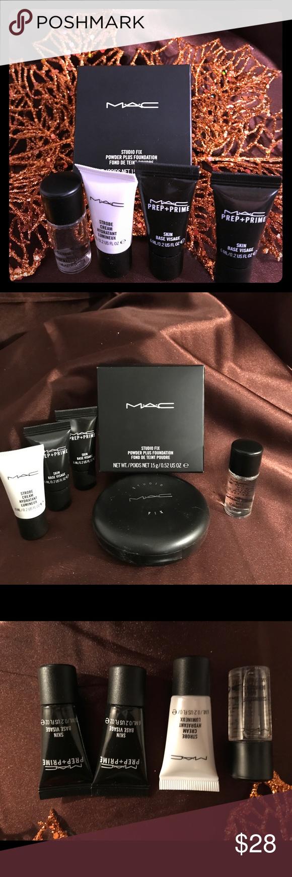 MAC studio fix powder plus foundation 👸🏼🤳🏻 Full size MAC