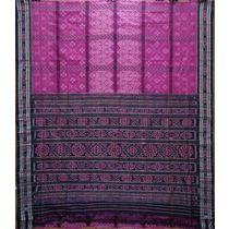 OSS215: Odisha handloom Bomkai Style Saree