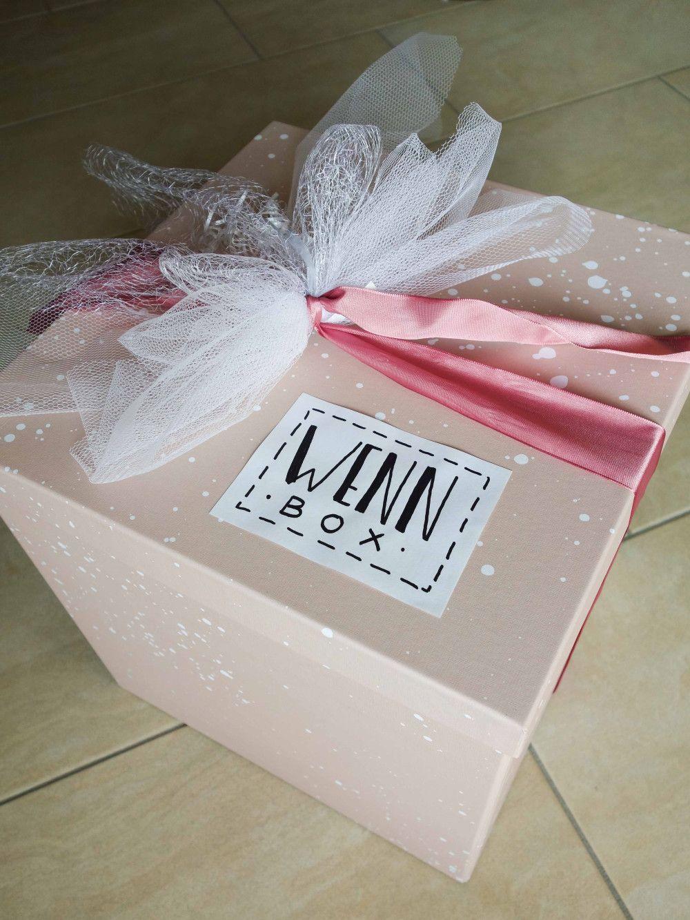 Geschenkidee für die beste Freundin: Wenn-Box | Diy
