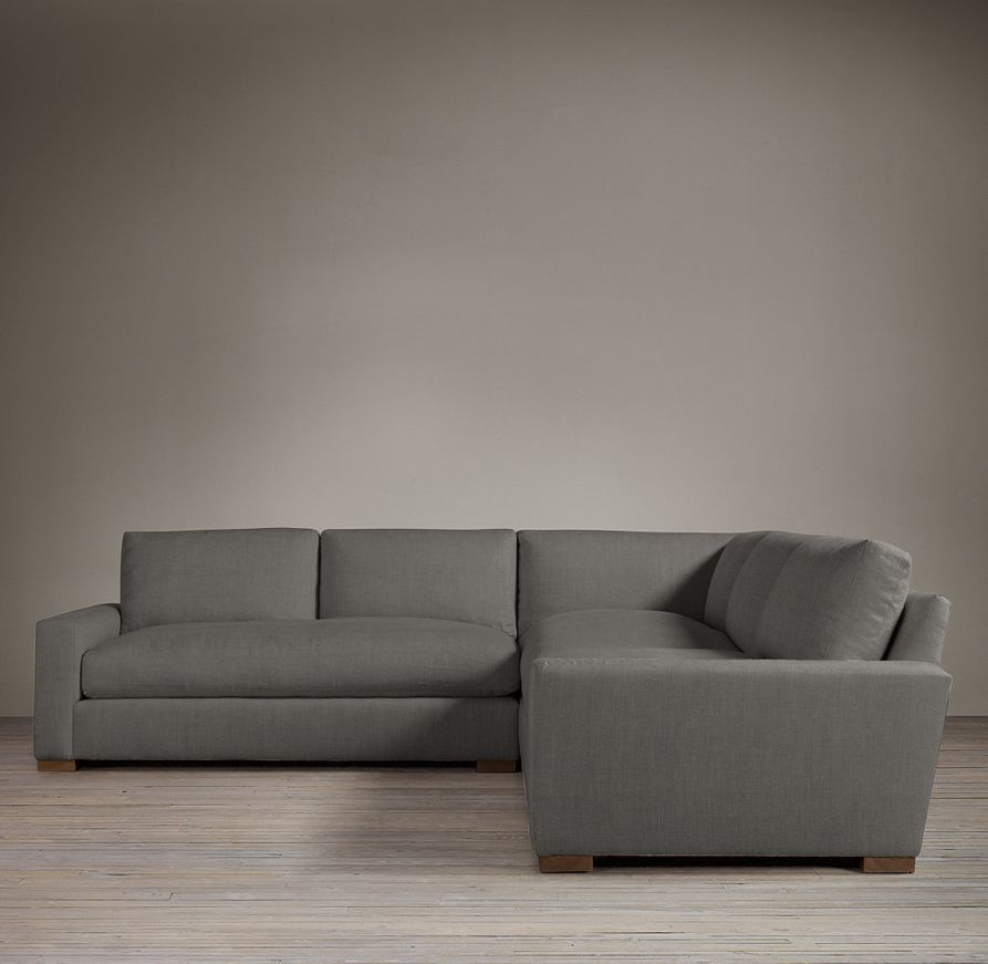 Maxwell Upholstered Customizable Sectional