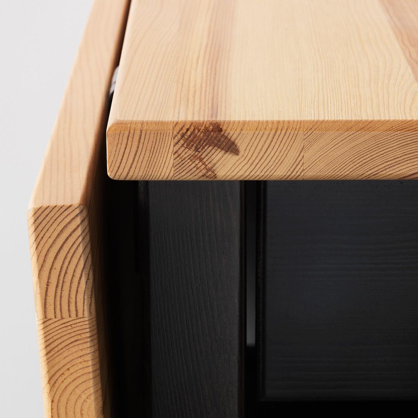 Arkelstorp Coffee Table Black Ikea Ikea Coffee Table Wood Drawers [ 1400 x 1400 Pixel ]