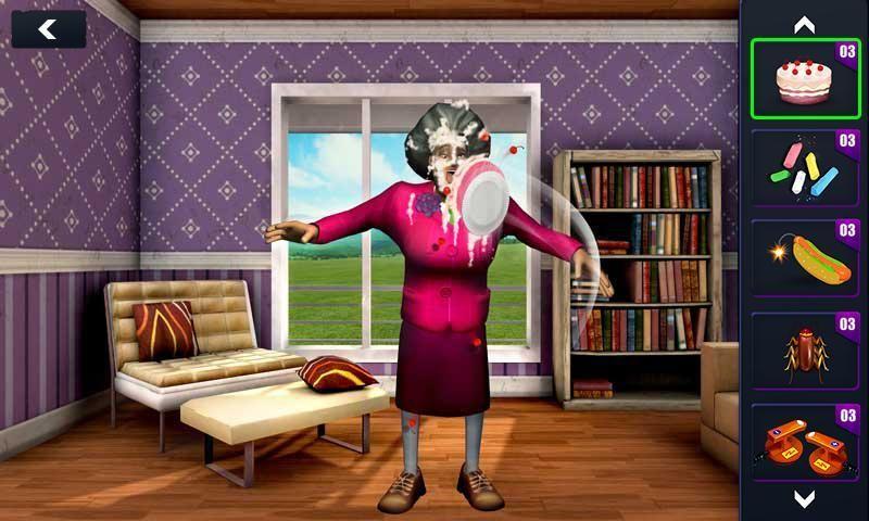 تحميل لعبة Scary Teacher 3d للأندرويد برابط مباشر