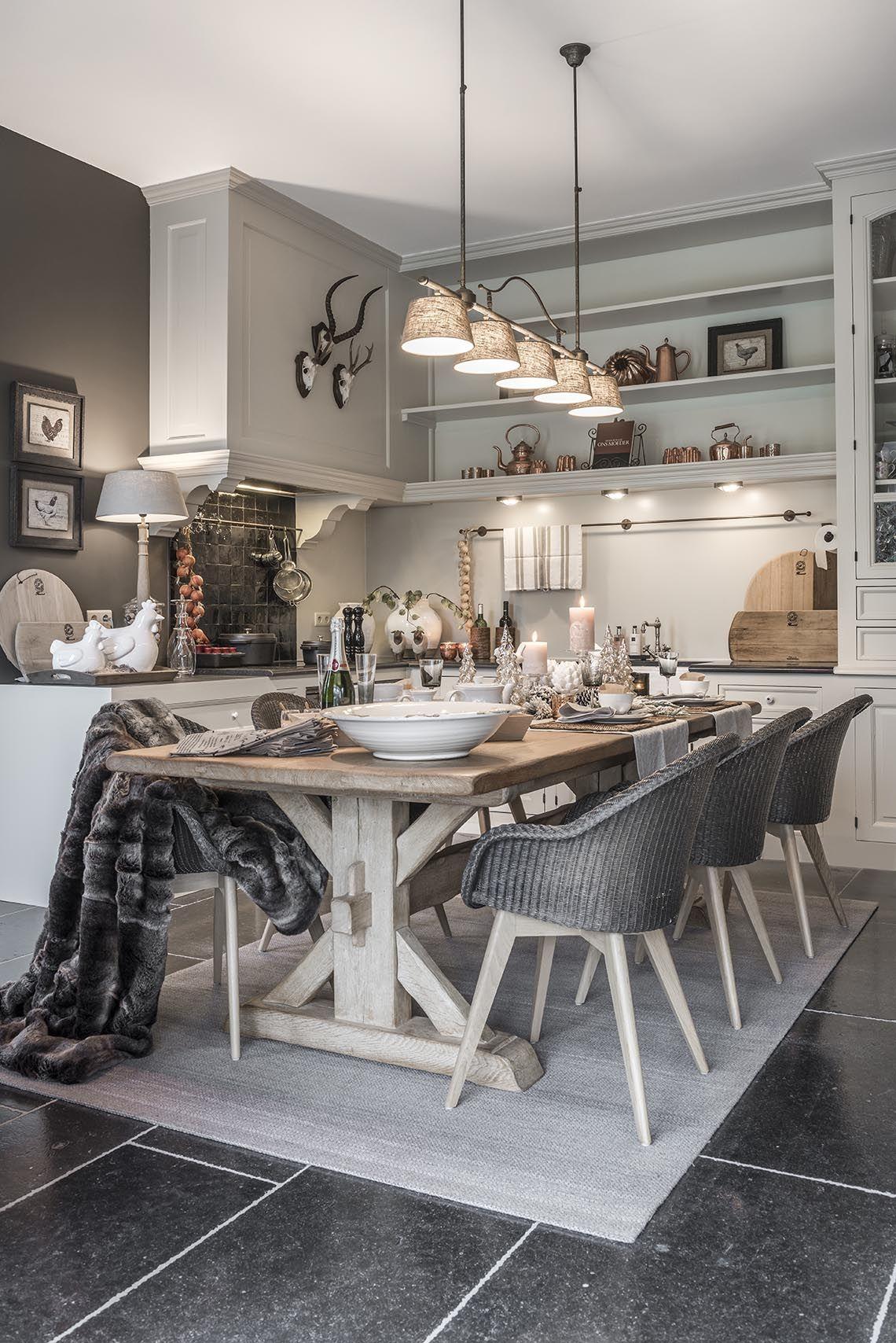 gilyans interieur landelijk keuken luxus wonen